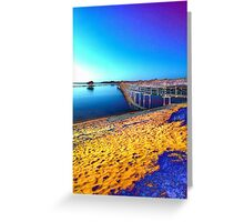 Bridge to Forever Greeting Card