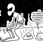 VITA E AVVENTURE DI PICCOLE MERDE - la merda aliena ! by CLAUDIO COSTA