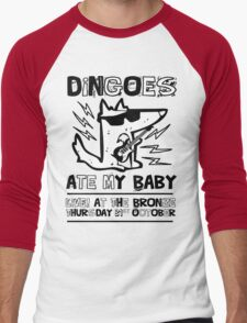Dingoes Ate My Baby | Buffy The Vampire Slayer Band T-shirt Men's Baseball ¾ T-Shirt