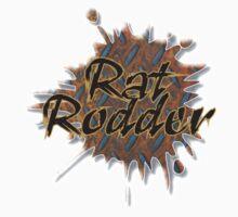 Rat Rodder - Basic Black One Piece - Short Sleeve