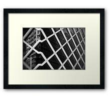 One Shelley Street Sydney Australia - II Framed Print
