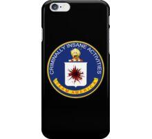 the Politics of Big Bird iPhone Case/Skin