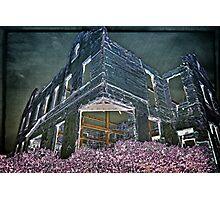 Warden's House Alcatraz Photographic Print