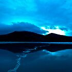 Mount Oberon Early Morning - Wilson's Promontory National Park by John Bullen