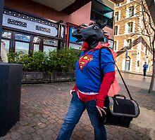 Super Horse Man? by alidavisphoto