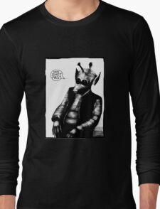 Greedo: Han Shot First Long Sleeve T-Shirt
