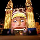 Luna Park- Sydney - August 2012 by Paul Campbell  Photography