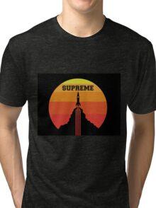 Supreme Rocket Tri-blend T-Shirt