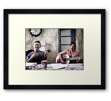 Not Responsible Framed Print