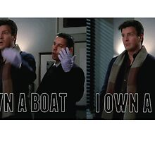 I Own a Boat by Sarah Noelke