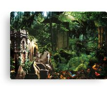 Home of the Elves Canvas Print