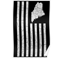 The United State Collection : Maine Poster