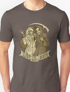 Sleep is the cousin of Death T-Shirt