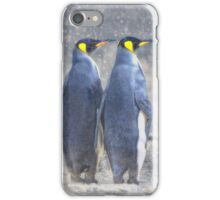 Antarctic to the right??? iPhone Case/Skin
