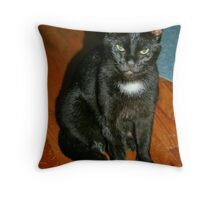 That Look !!! Throw Pillow