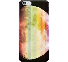 Colourful Moon iPhone Case/Skin