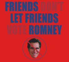 No Romney Baby Tee