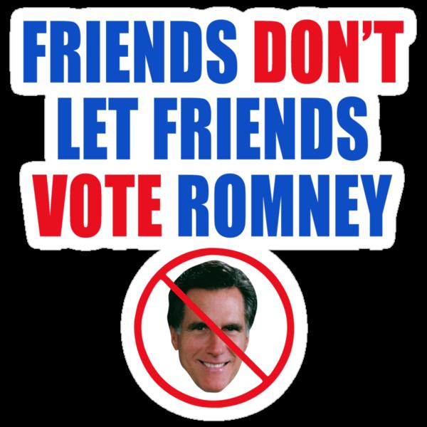 No Romney by pixelman