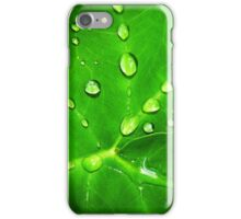 Hidden Raindrops iPhone Case/Skin