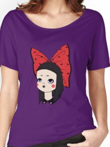 Goth Girl Women's Relaxed Fit T-Shirt