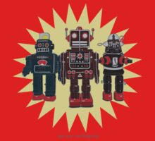 We Are The Robots Baby Tee