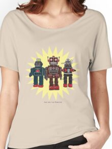We Are The Robots Women's Relaxed Fit T-Shirt