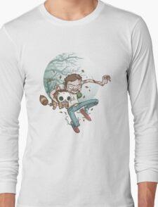 Zombie Buddies Long Sleeve T-Shirt