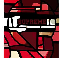 Stained Supreme by Zack Kalimero