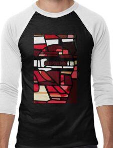 Stained Supreme Men's Baseball ¾ T-Shirt