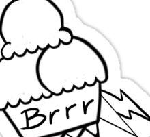 Gucci Mane Ice Cream Tattoo Sticker