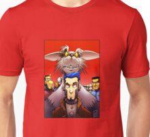 Lou Scannon Cover Unisex T-Shirt