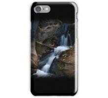 Autumn Rocky Trickle iPhone Case/Skin