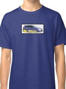 Focus ST Mk3 Performance Blue Photo Classic T-Shirt