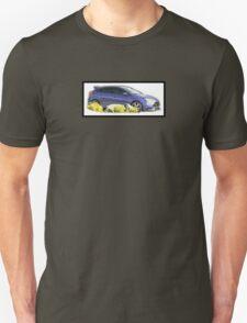 Focus ST Mk3 Performance Blue Photo T-Shirt