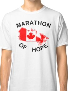 Marathon of Hope, 1980 Classic T-Shirt