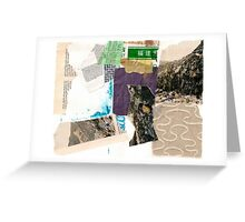 time on earth Greeting Card