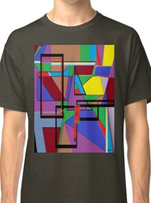 Geometry - Shape on Shape Classic T-Shirt