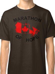 Marathon of Hope, 1980 v2 Classic T-Shirt