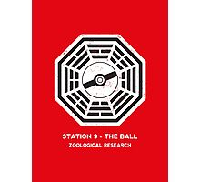 Station 9 - The Ball Photographic Print