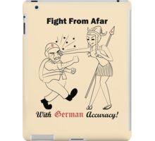 German Accuracy iPad Case/Skin