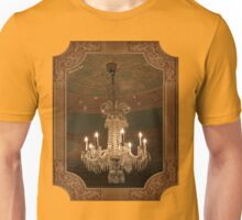 A Chandelier by Louis Comfort Tiffany Unisex T-Shirt