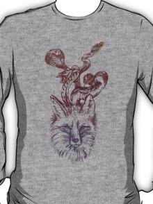 Foxnake at Sunrise T-Shirt