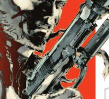 Metal Gear Solid 2: Sons of Liberty - Yoji Shinkawa Artbook (Scan) Sticker