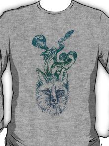 Foxnake at Nightrise T-Shirt