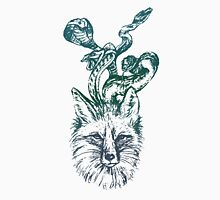 Foxnake at Nightrise Unisex T-Shirt