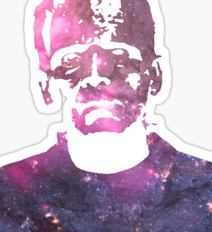 Frankenstein | Boris Karloff | Galaxy Horror Icons Sticker