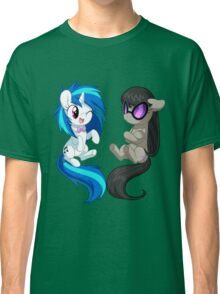 MLP - Vinyl & Octavia Classic T-Shirt