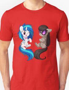 MLP - Vinyl & Octavia T-Shirt
