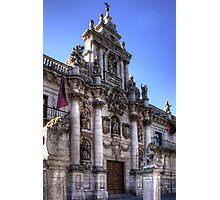 University of Valladolid Photographic Print