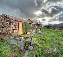 Raasay Croft by JPassmore